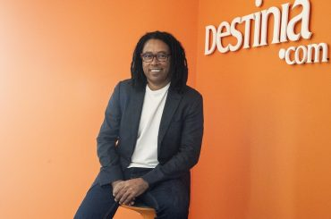 Amuda Goueli, CEO y cofundador de Destinia
