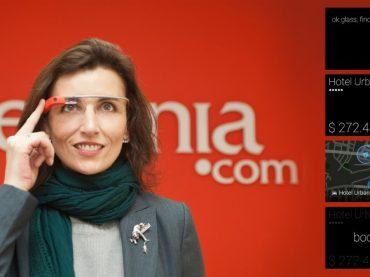 Destinia desarrolla la primera app para reservar hoteles con las Google Glass