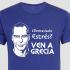 Varoufakis, protagonista de nuestra camiseta para apoyar el turismo a Grecia