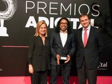Amuda Goueli, premio a la 'Excelencia Profesional' por Adigital
