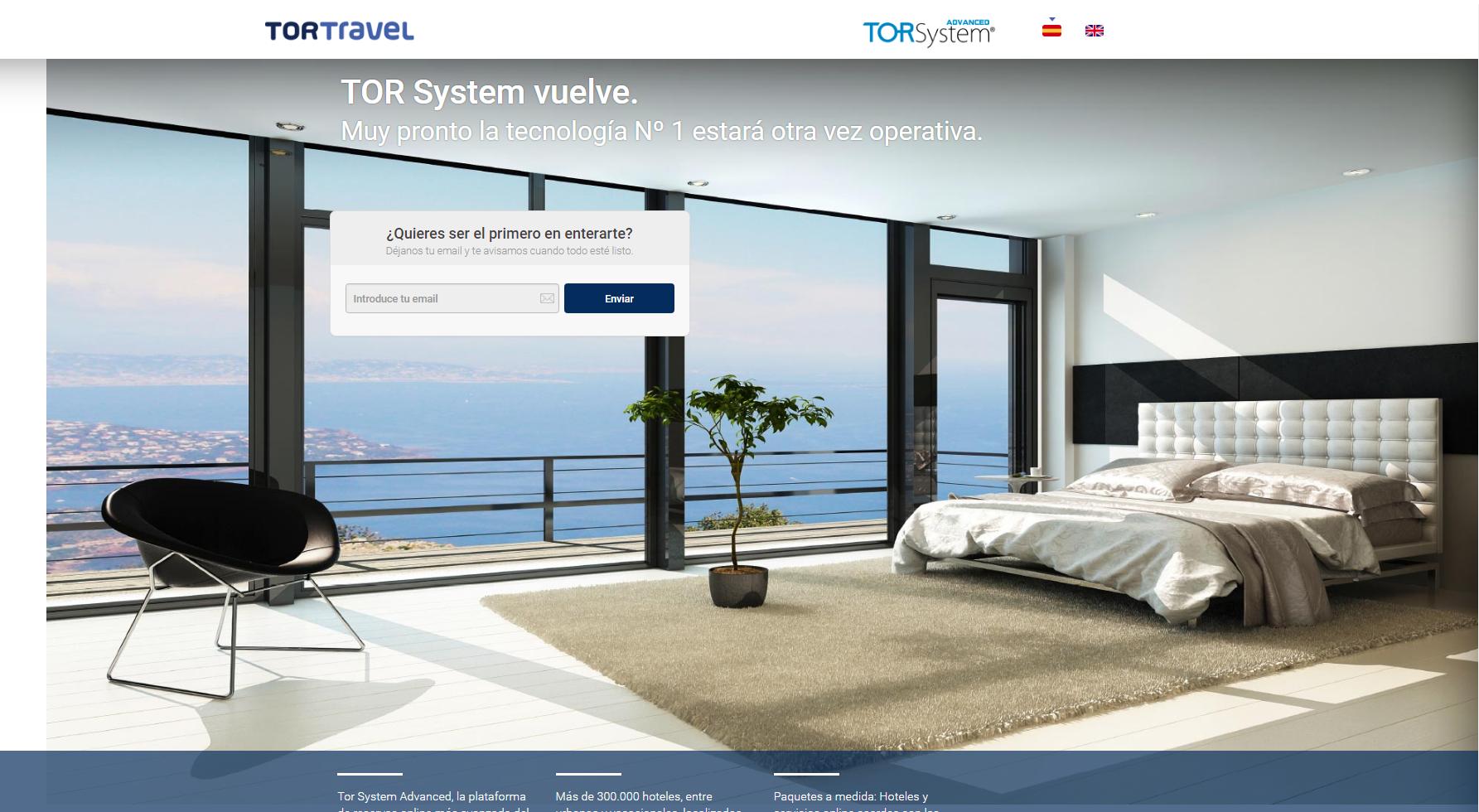 TOR-travel-System
