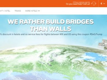 """Destinia promotes travel to Mexico in response to """"the wall"""""""