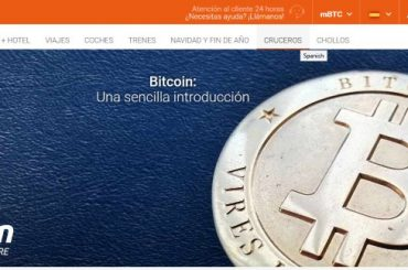 Destinia decide operar en Venezuela solo en Bitcoins