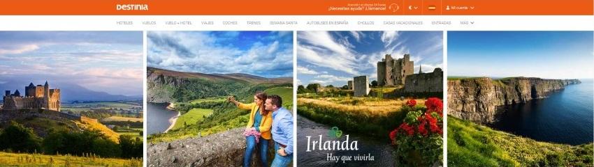 Turismo de irlanda y destinia acuerdan la promoci n del for Oficina de turismo de irlanda