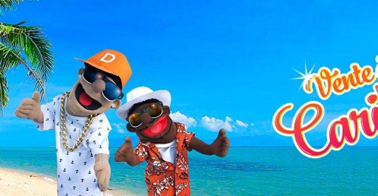 Destinia recurre al humor  para promocionar el caribe