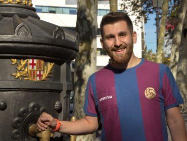 Hacemos realidad el sueño del 'Messi iraní': visita el Camp Nou