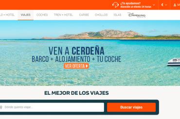 Somos la agencia de viajes online española mejor valorada por los usuarios