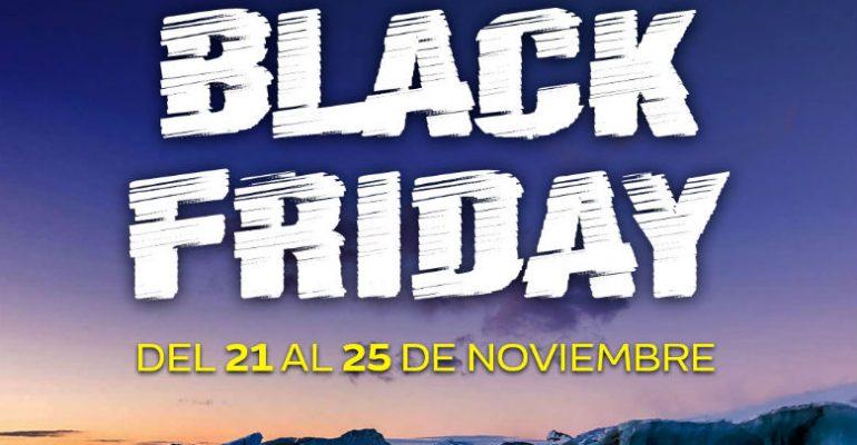 Todo listo para un nuevo Black Friday