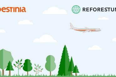 Ayudamos a que nuestros clientes compensen su huella de carbono